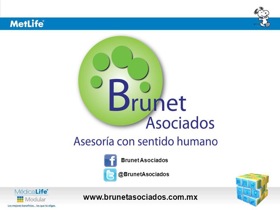 www.brunetasociados.com.mx Brunet Asociados @BrunetAsociados