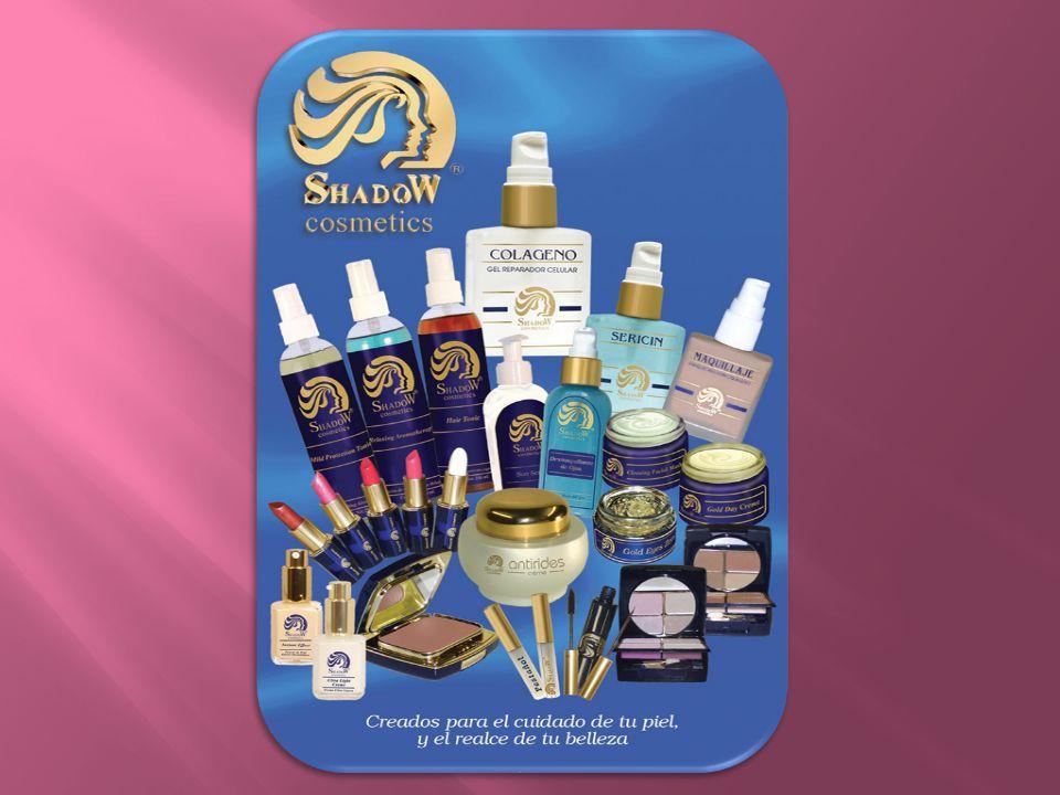 Shadow Cosmetics es una empresa orgullosamente Mexicana, con más de dieciséis años en el mercado, brindando a la mujer latina productos de excelente calidad.
