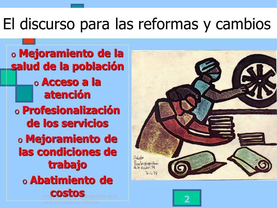 Sempo-Alianza de Trabajadores de la Salud y Empleados Publicos.