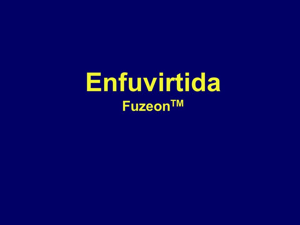 Enfuvirtida Fuzeon TM