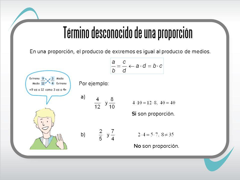 Dos magnitudes son inversamente proporcionales si, al multiplicar (o dividir) una de ellas por un número, la otra queda dividida (o multiplicada) por ese mismo número.