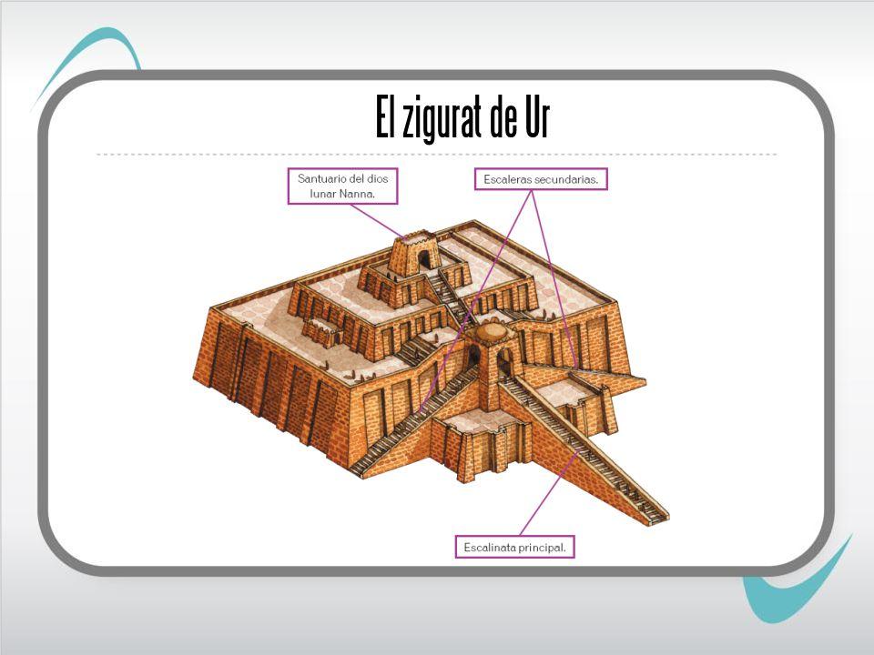 El zigurat de Ur