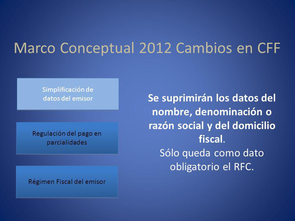 3. Factura Electrónica 2010 (CFD)