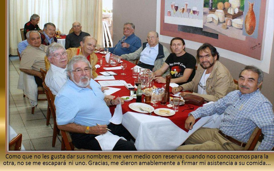 Total que el Restaurante Covadonga es un lugar preferido por grupos que se reúnen a comer sus platos preferidos y comida con los clásicos pancita, cal