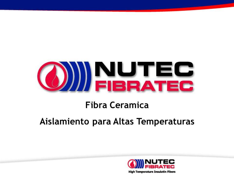 Fibra Ceramica Aislamiento para Altas Temperaturas