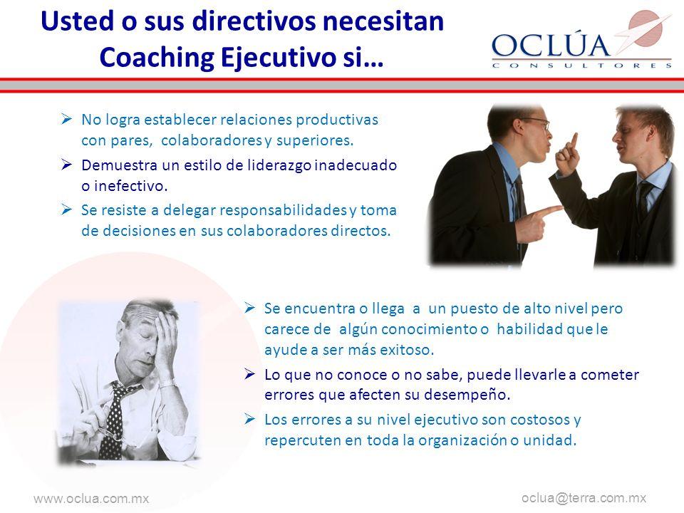 www.oclua.com.mx oclua@terra.com.mx aa AAA No logra establecer relaciones productivas con pares, colaboradores y superiores.