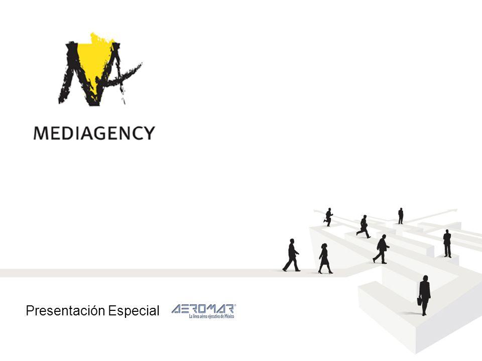Presentación confidencial prohibido su uso sin autorización de Mediagency® Contenido –Mediagency: Nuestra Filosofía Nuestros Servicios Nuestros Clientes –Nuestros Recursos Proceso de Trabajo Soluciones Integrales Through The Line Nuestra Equipo –Nuestras Alianzas a nivel creativo Aparte –Al Servicio de AEROMAR