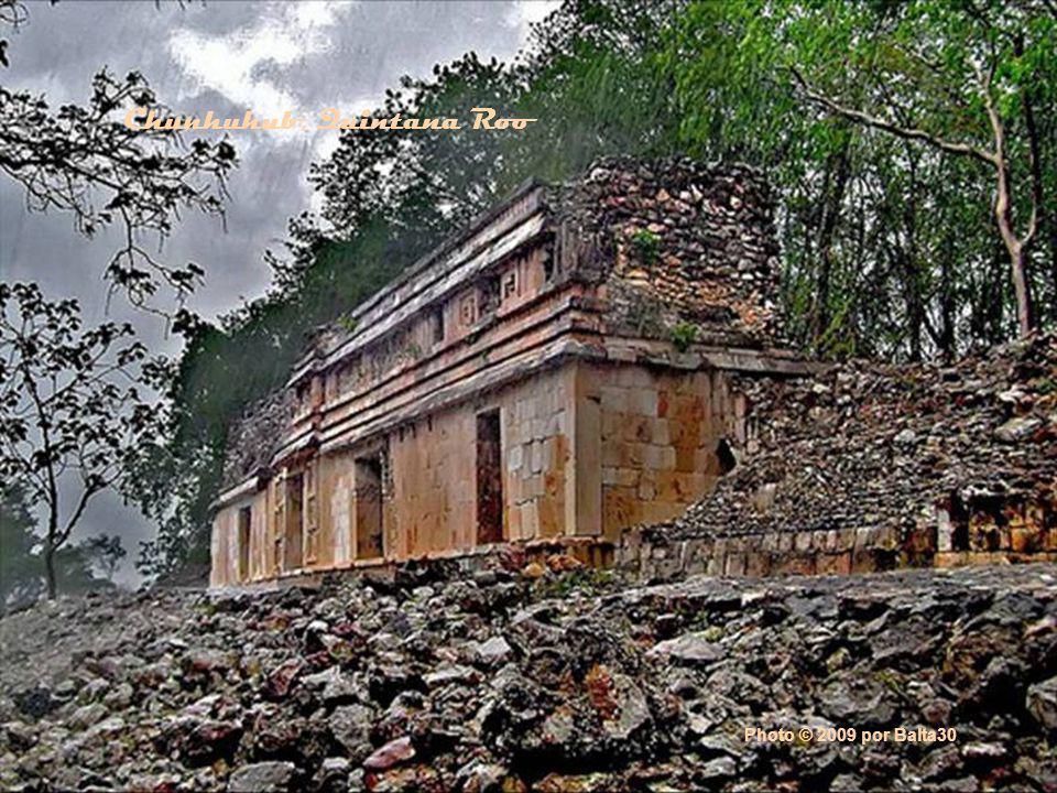 Chinkultic, Chiapas