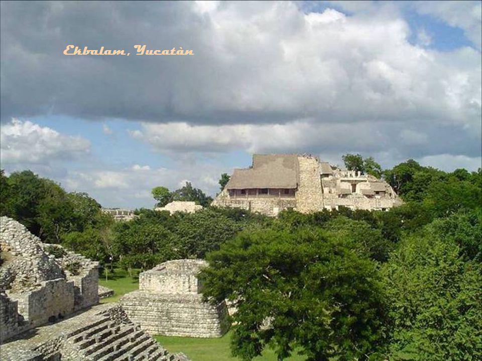 Los Mayas Los hombres de maíz se ubicaron en estas tierras hace más de 13,000 años. Es aquí en donde los mayas aprendieron a elevar sus espíritus a la