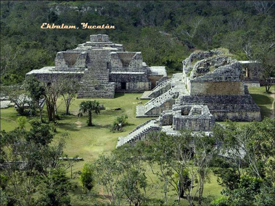 Ekbalam, Yucatàn