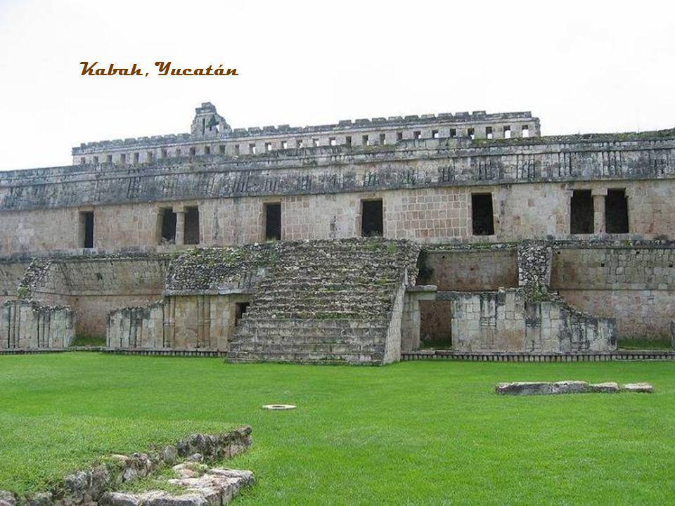 Hormiguero, Campeche Photo © 2008 por orion cc