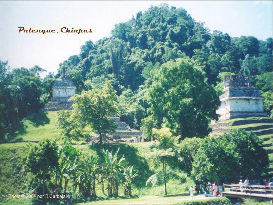 Photo © 2003 JP_Zimmermann Palenque, Chiapas