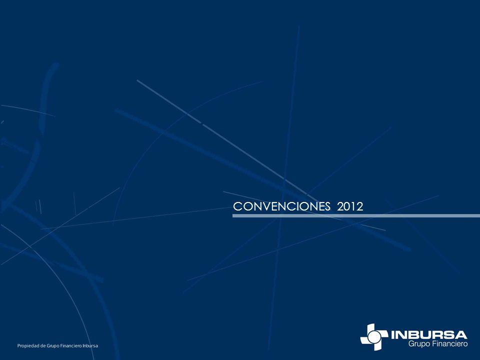 CONVENCIONES 2012