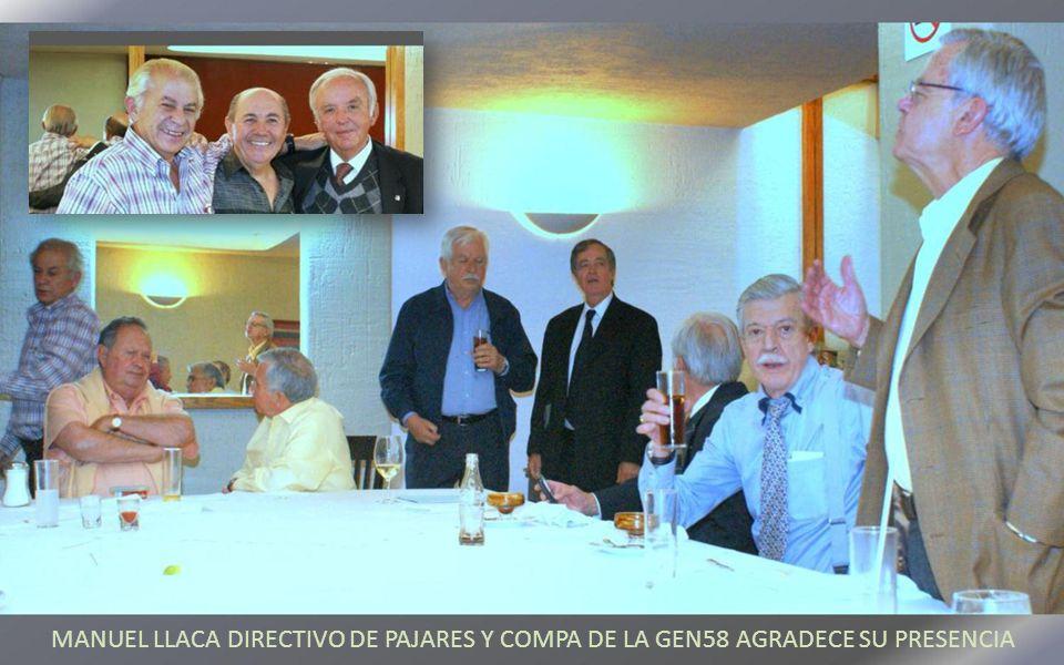AMISTAD ES LO QUE PRIVA EN LOS EVENTOS DE LA GEN58 DE INSTITUTO PATRIA
