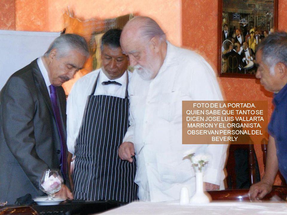 DESAYUNO 10 de agosto 2013 Estimados compas En la portada de esta FOTOSERIE nos honra con su presencia el Dr. en Derecho José Luis Vallarta Barrón gen