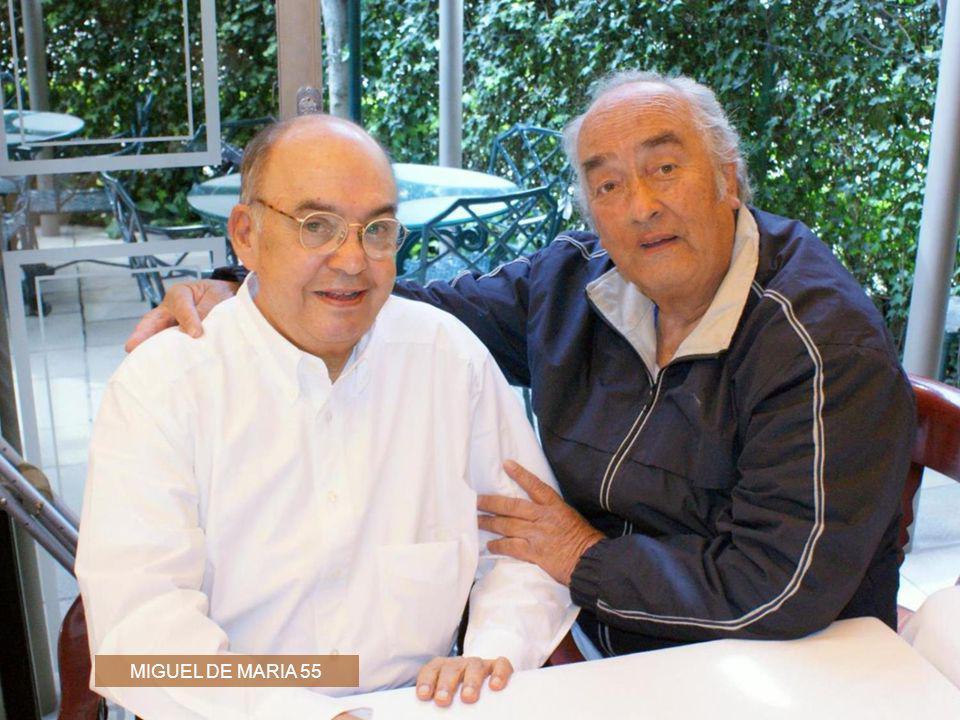 GUILLERMO ALDUCIN VARELA 58 y FRANCISCO DE LA SELVA 56