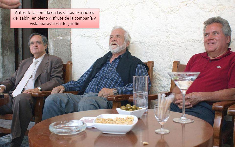 Raúl Haro feliz en Valle de Bravo cumplió un año de sus ausencias a las comidas.