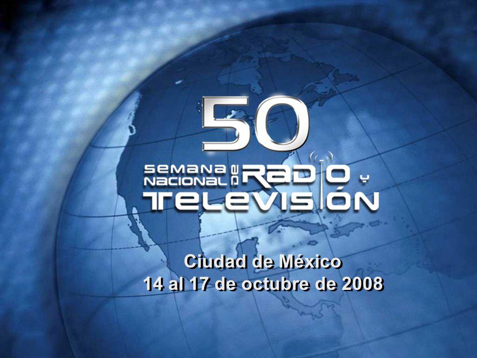 Convención Internacional de Radiodifusión Convención Internacional de Radiodifusión La señal que mueve al mundo