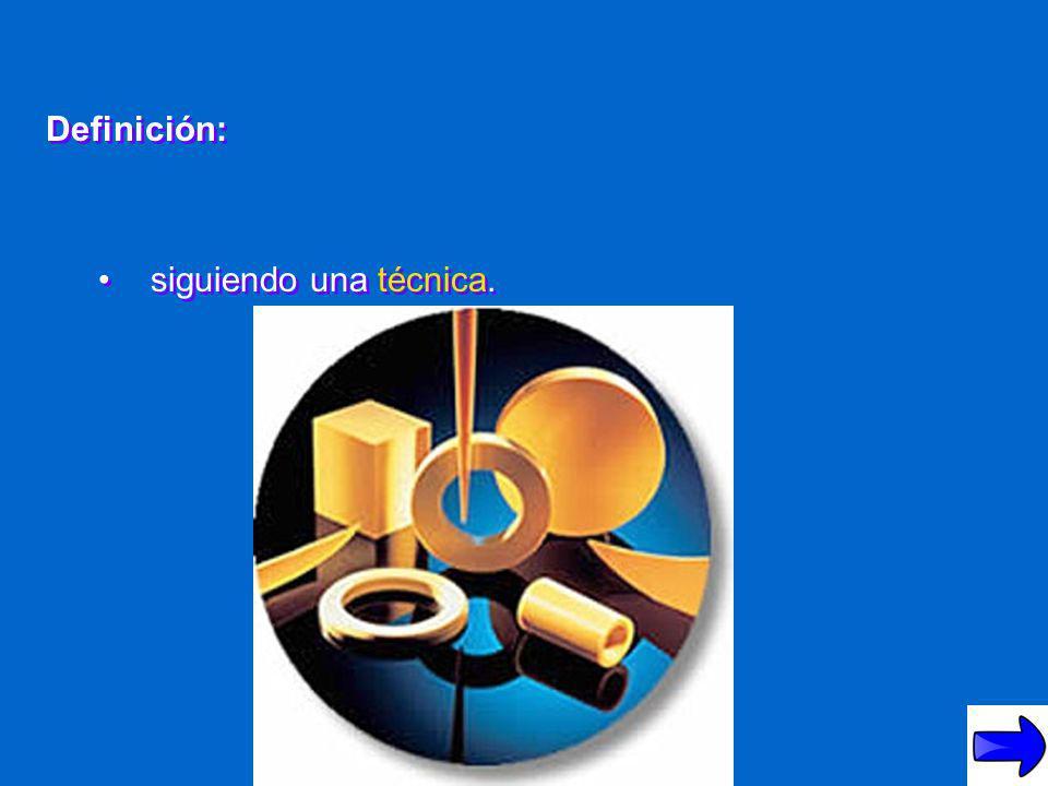 Definición: para estudiar los temas de formación Definición: para estudiar los temas de formación