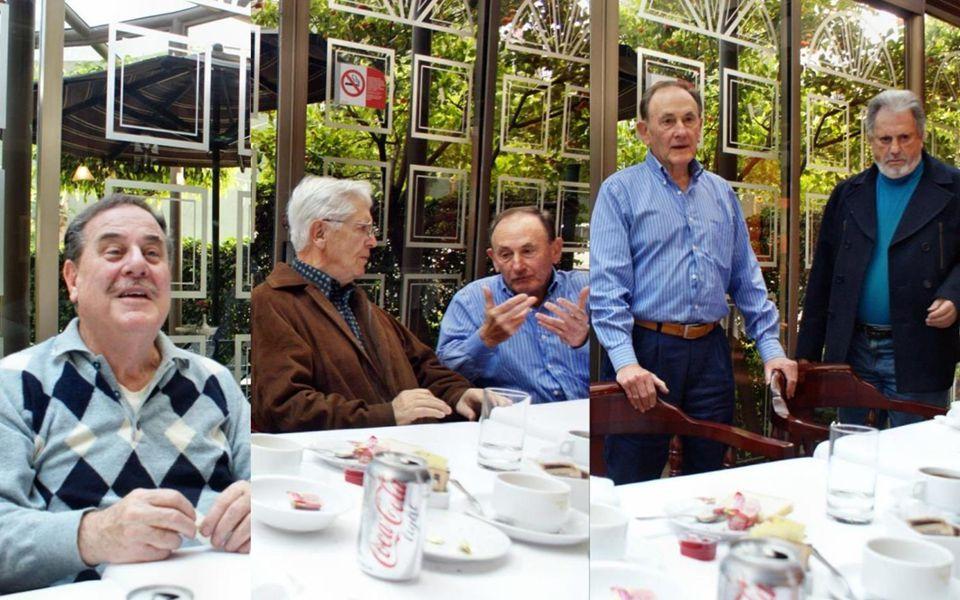 Los Ex que asistieron, disfrutaron de un desayuno memorable