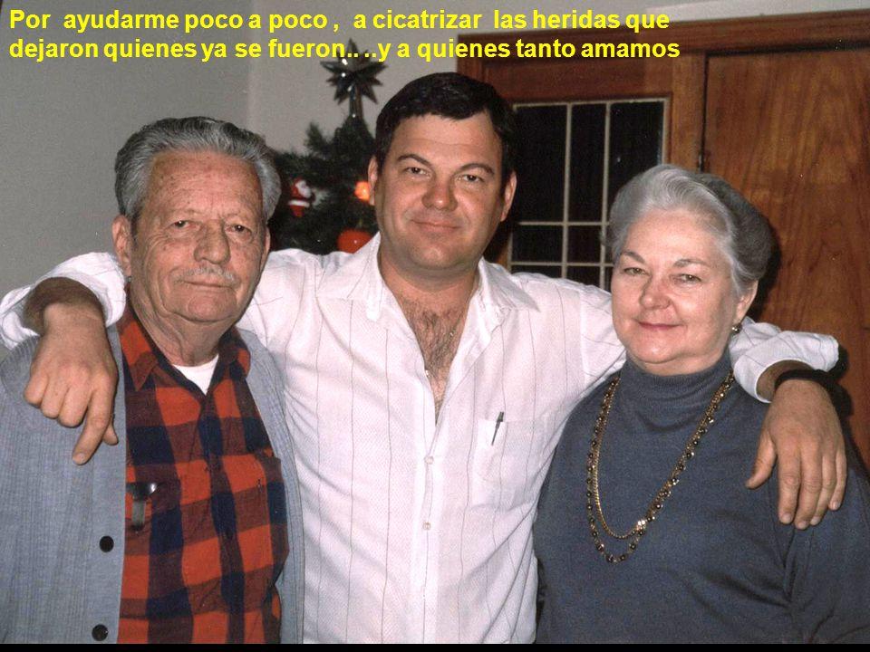 POR COLOCARME AL FRENTE DE UNA HERMOSA FAMILIA