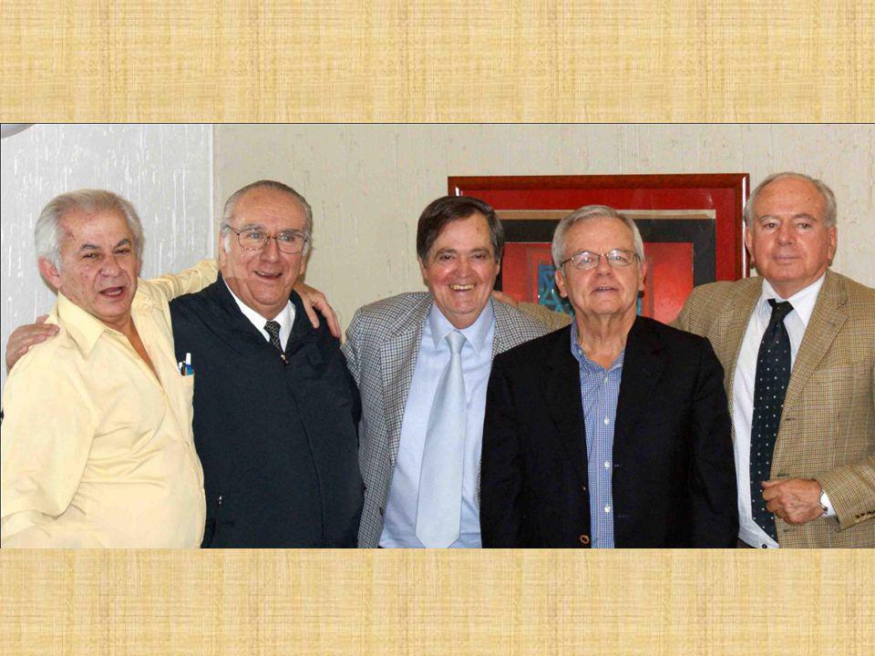 Generación 1958 Los Pajares 5 de agosto 2010 Comida Exalumnos Instituto Patria Repite Fin Idea guillermoalducin@hotmail.com