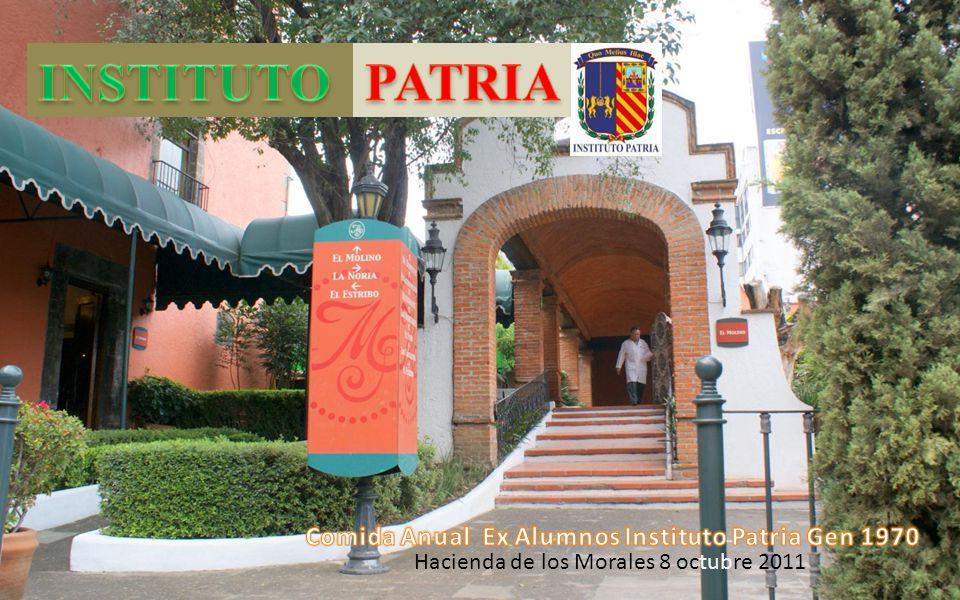 Hacienda de los Morales 8 octubre 2011