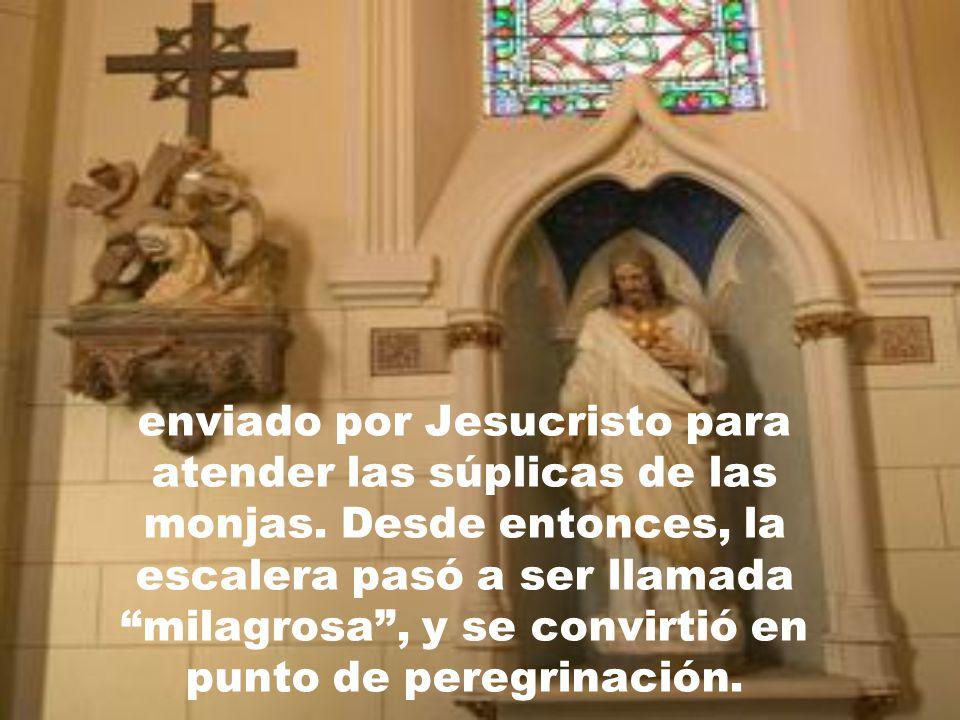 Nació una leyenda en la Ciudad de Santa Fé, se comenzó a creer que el carpintero era en verdad San José,