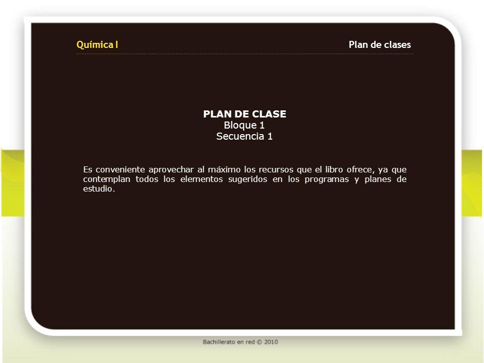 Entrada de bloque Inicie la sesión con el reconocimiento de los elementos que integran la página de inicio del bloque.