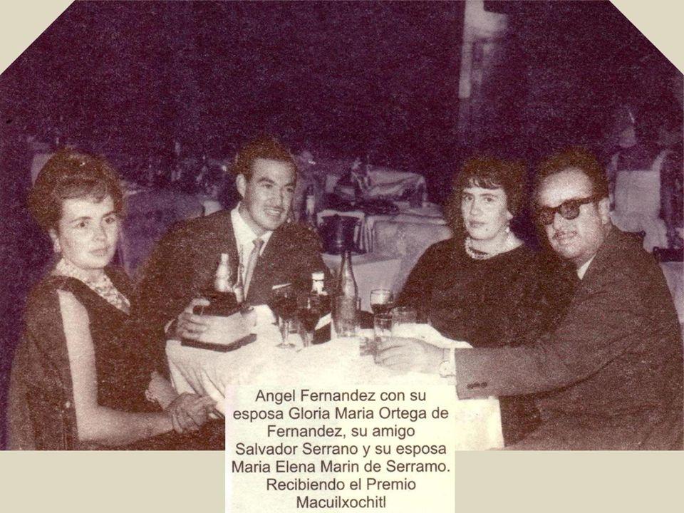Fin Dedicado a mi amigo Angel Fernández Jr.D.R, C Guillermo Alducin Varela Gen58 I.
