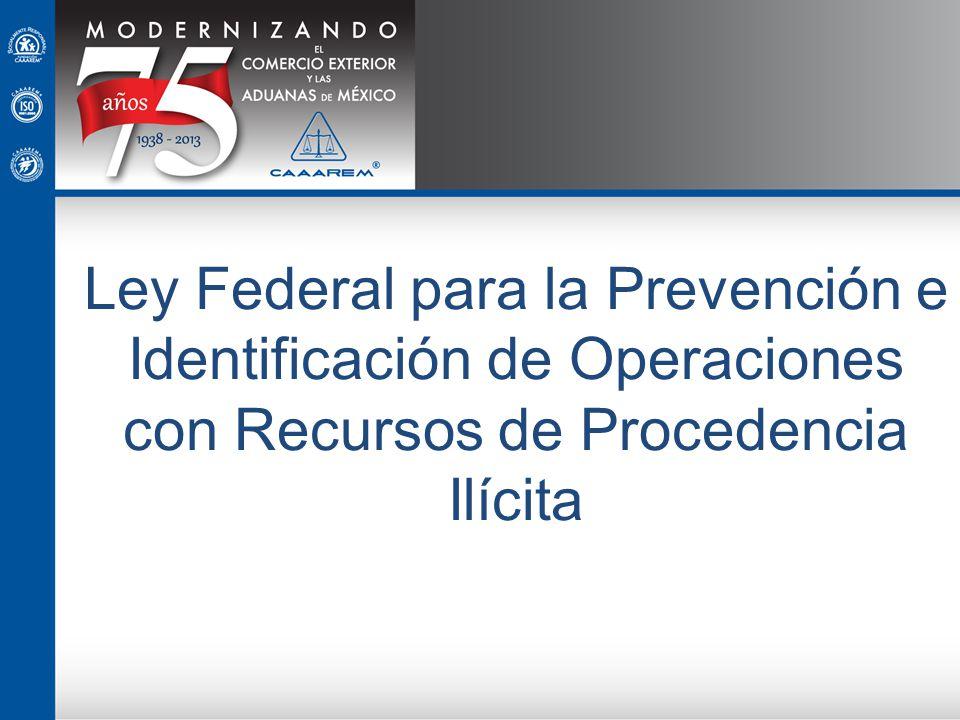 Publicación DOF Entrada en vigor Reglamento 17 de octubre de 2012 A los 9 meses de su publicación (julio 2013) Se publicará a los 30 días de la entrada en vigor.