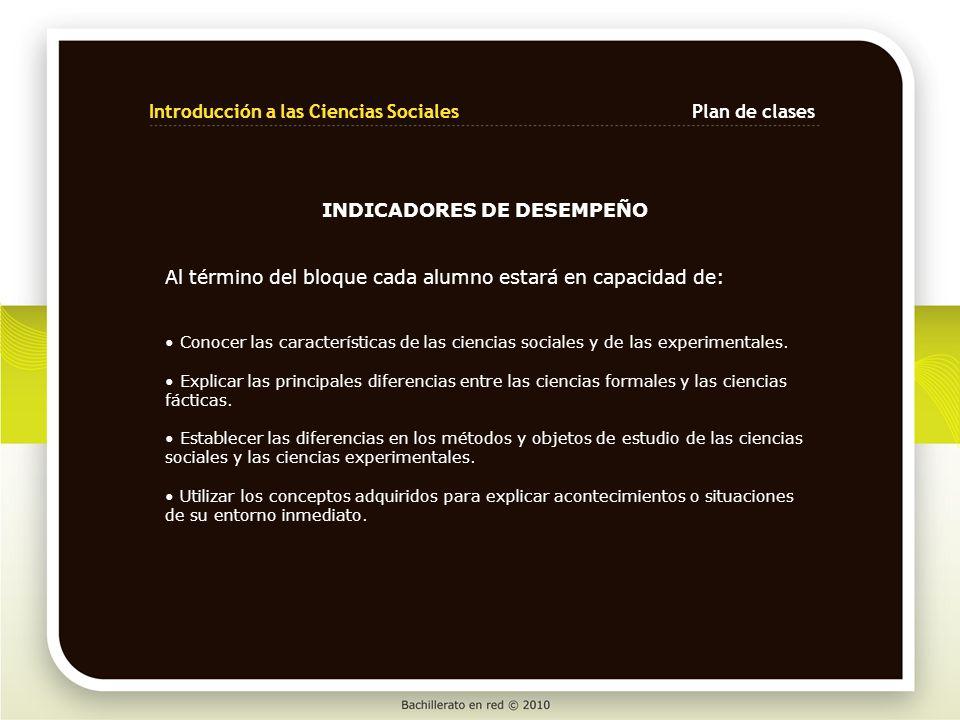 Secuencia 1.1 Carácter científico de las ciencias sociales.