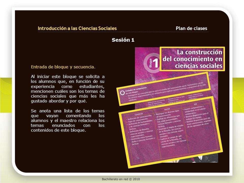 Ciencias experimentales.Revisa el apartado Ciencias experimentales y ciencias sociales.