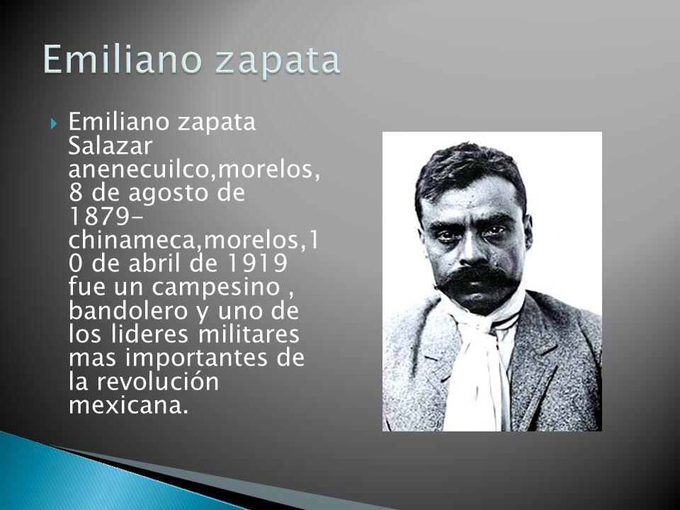 José Venustiano Carranza garza cuatro cienegas,coahuila,14 de enero de 1860 – tlaxcalantongo, puebla,21 de mayo de 1920] fue un importante político y un empresario mexicano que participo en la segunda etapa de la revolución mexicana.