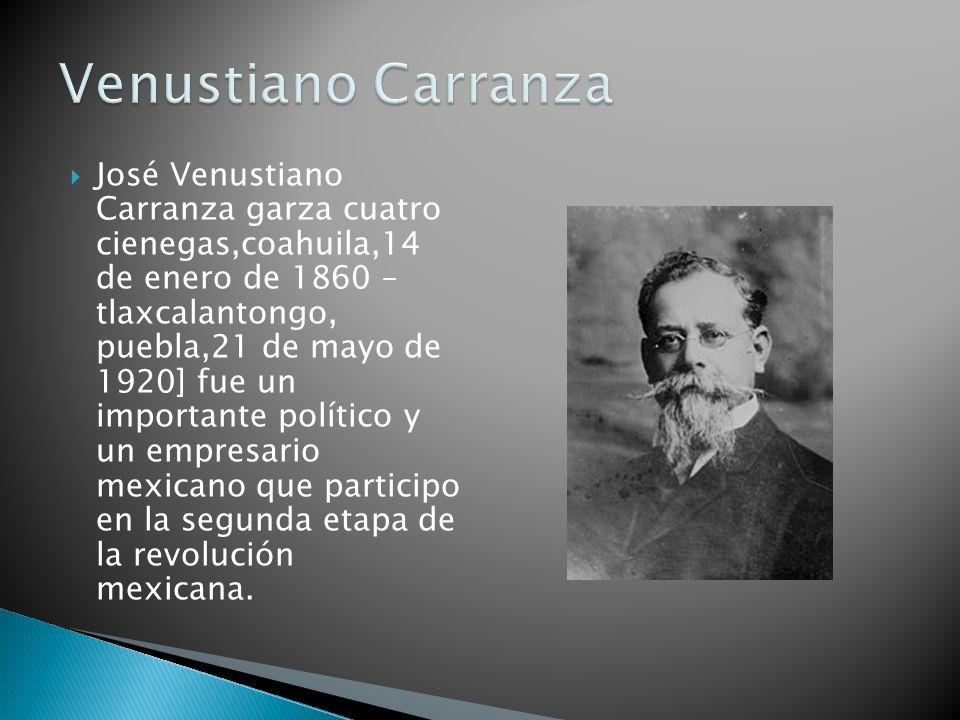 Francisco Ignacio madero Gonzales [30 de octubre de 1873- 22 de febrero de 1913] fue un empresario y político mexicano, originario de parras,coahuila.