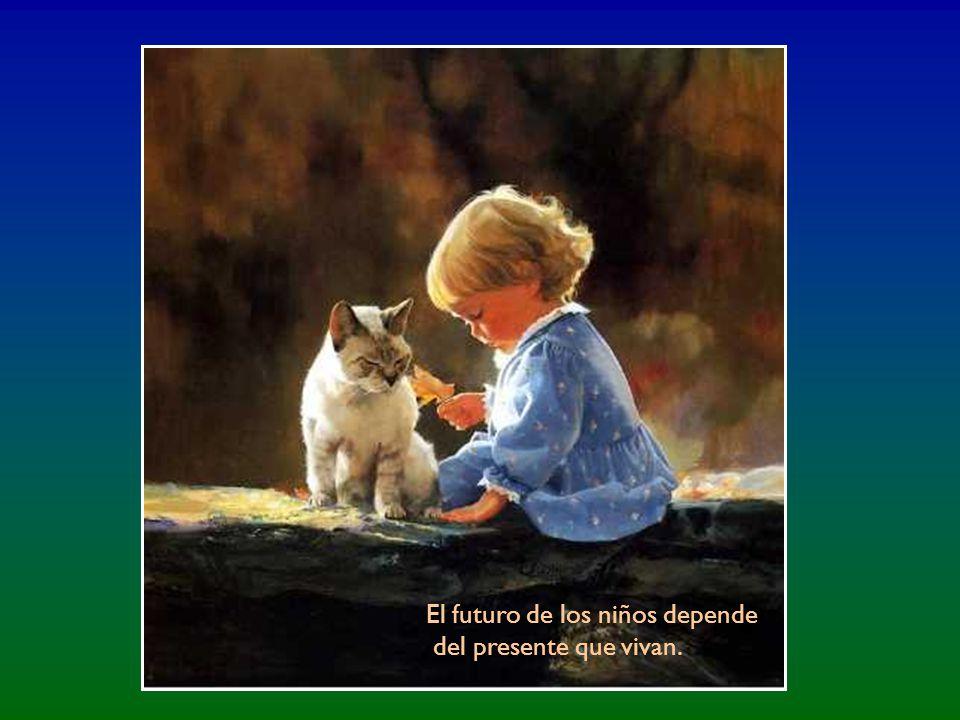 Los niños son las personas más sabias del mundo, sólo que sin malicia.
