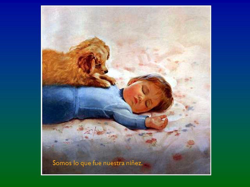 Lo maravilloso de la infancia es que cualquier cosa en ella es maravillosa.