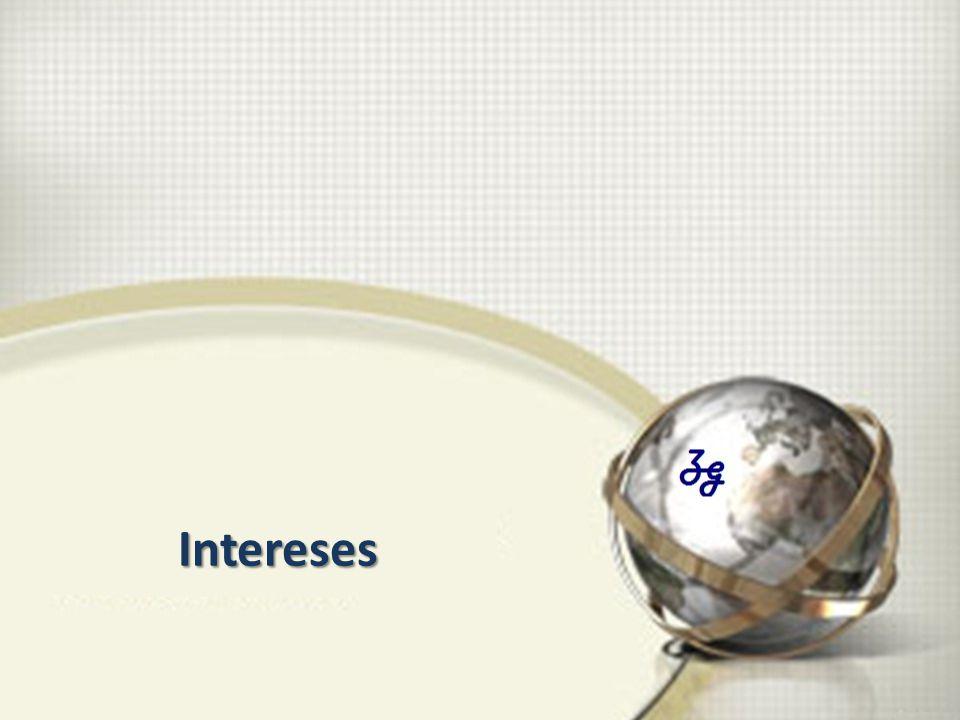 Intereses Intereses