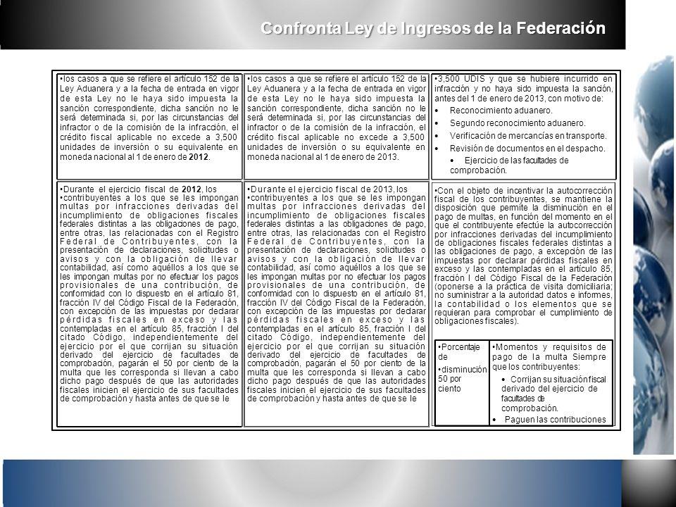 los casos a que se refiere el artículo 152 de la Ley Aduanera y a la fecha de entrada en vigor de esta Ley no le haya sido impuesta la sanción corresp