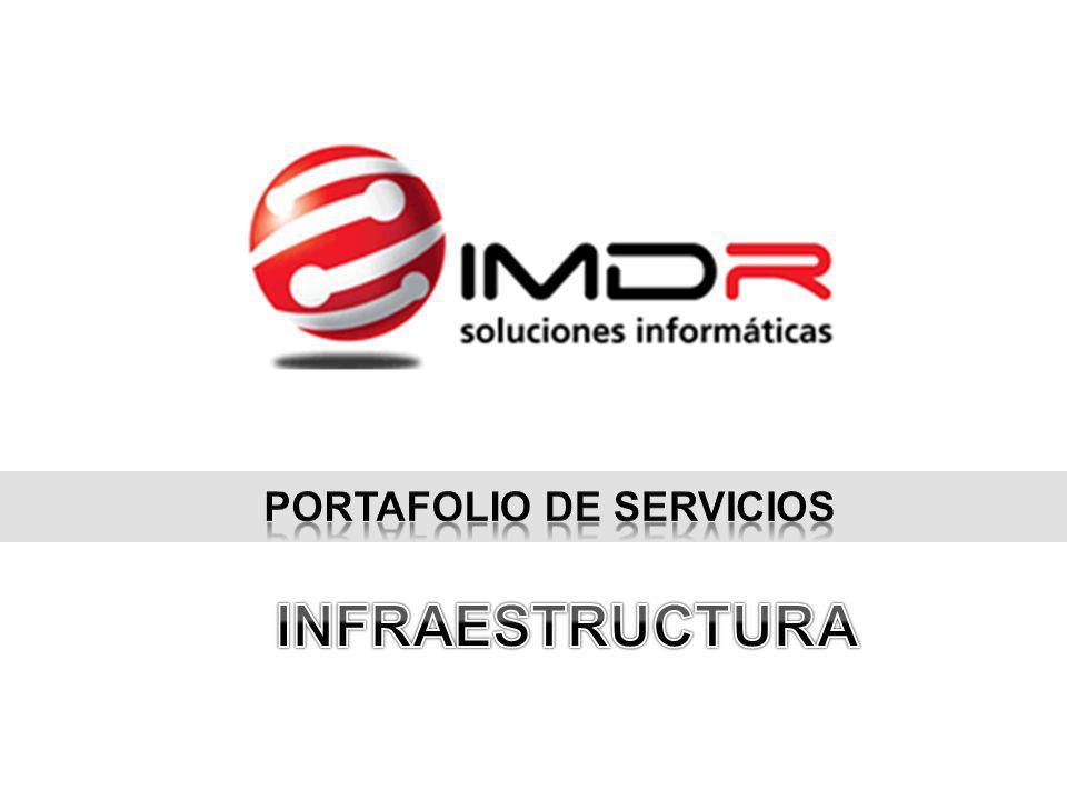 IMDR Soluciones informáticas SA de CV® somos una empresa 100% mexicana, orientada a satisfacer las necesidades tecnológicas y de infraestructura de nuestros clientes, integrando servicios y proyectos especializados en tecnologías de la información.