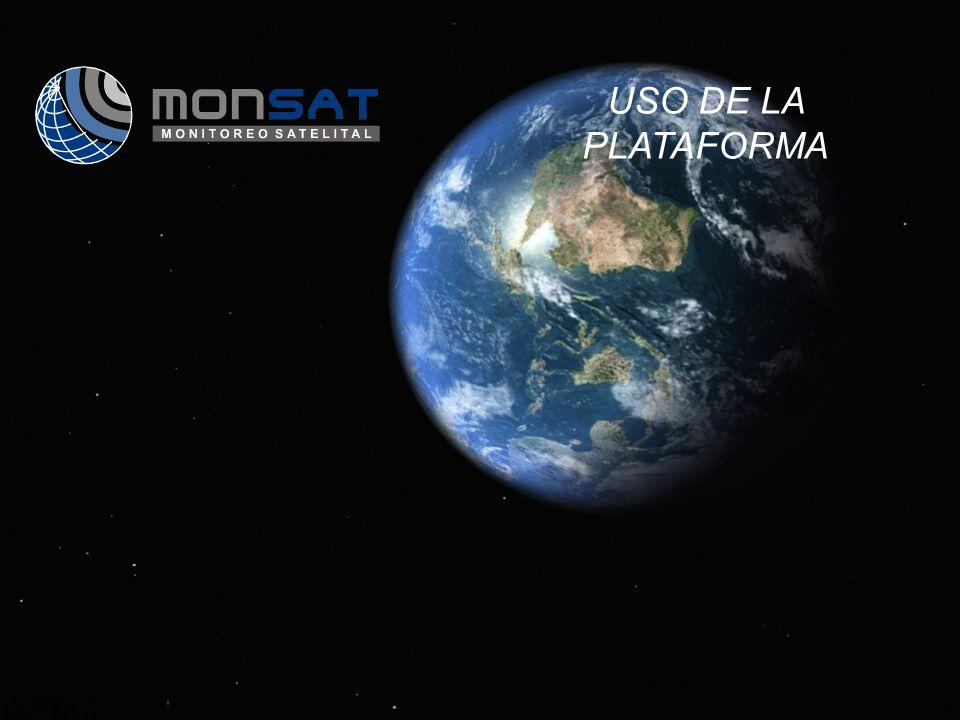 inicio USO DE LA PLATAFORMA ESCRITORIO RASTREAR APAGADO DE MOTOR HISTORIAL REPORTE