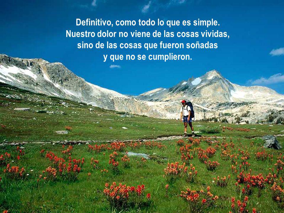 VIVIR NO DUELE (Carlos Drummond de Andrade)