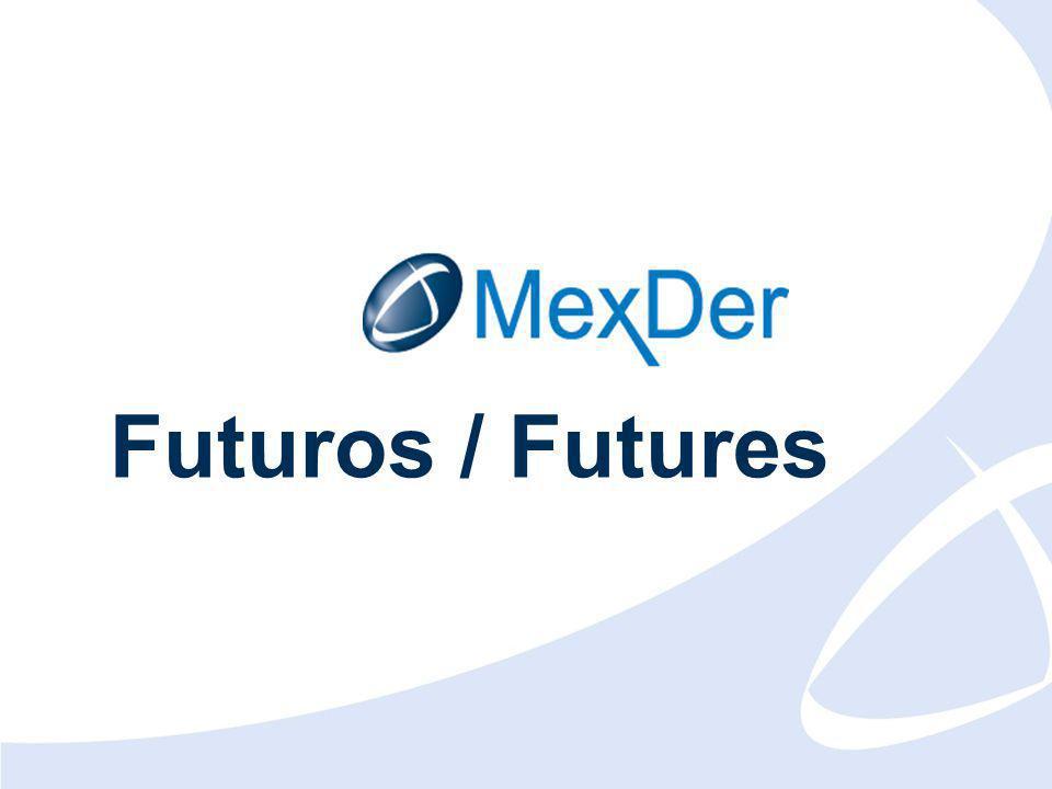 Enero 2009 January 2009 Futuros / Futures