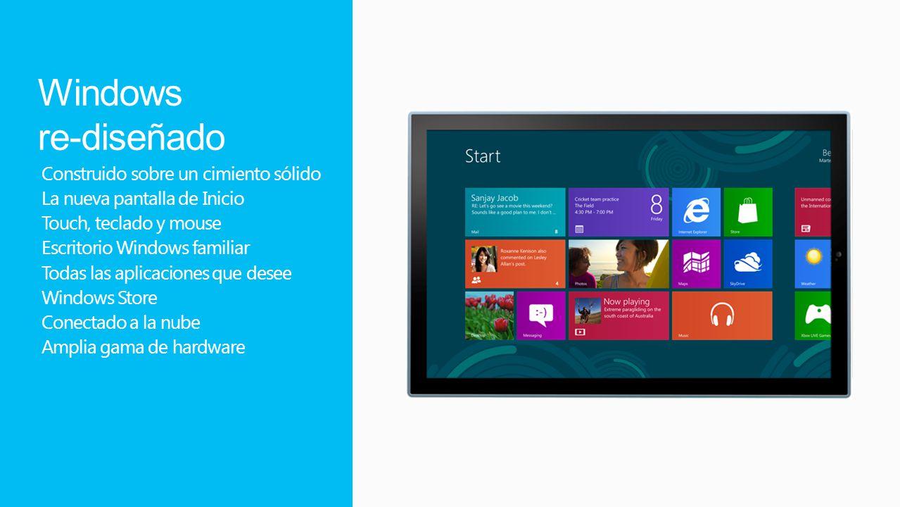Un mejor Windows 7 que Windows 7