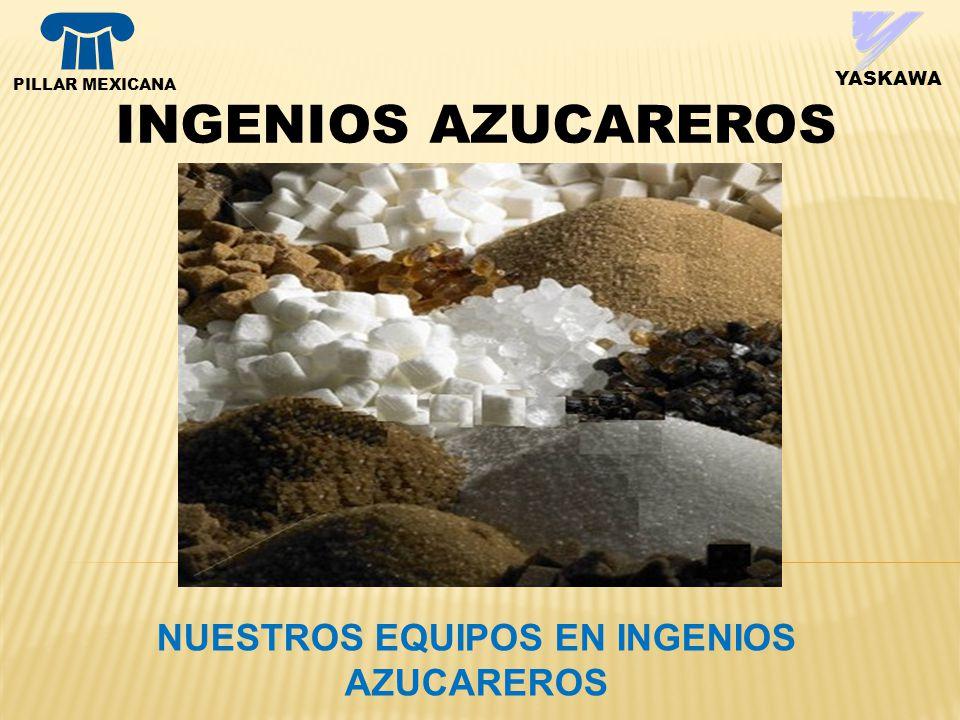 YASKAWA ELEVADORES MONTACARGAS PILLAR MEXICANA