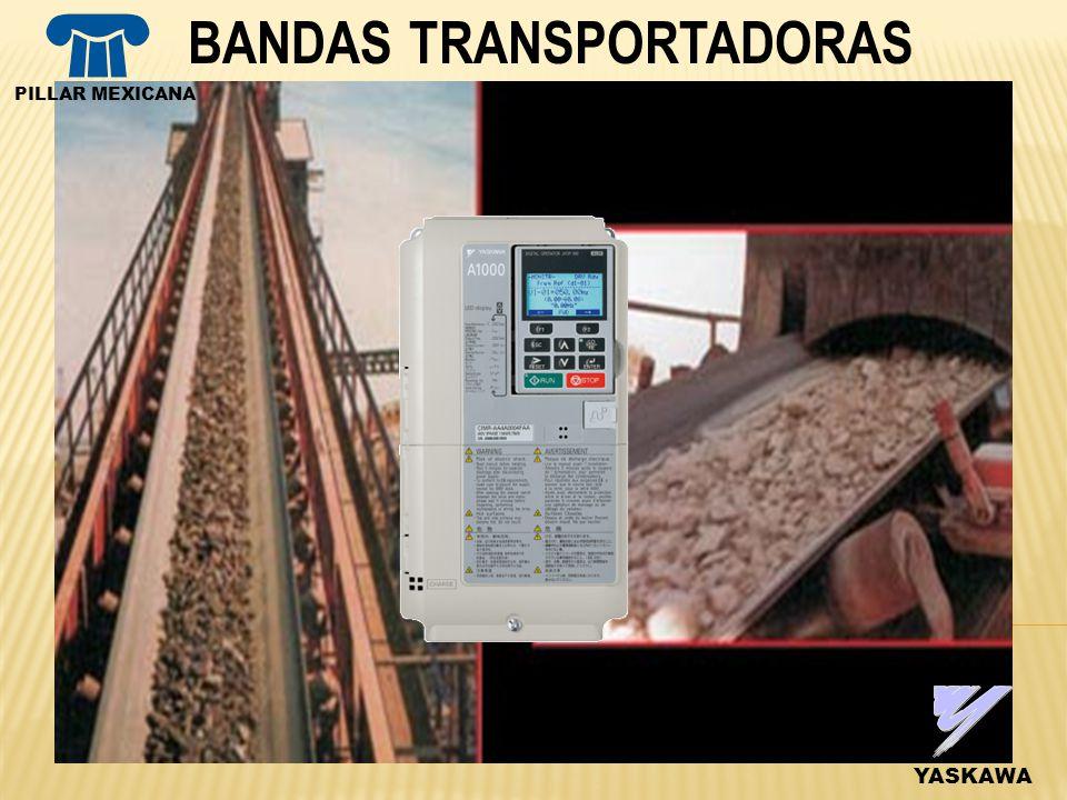YASKAWA PILLAR MEXICANA TRANSPORTADORES