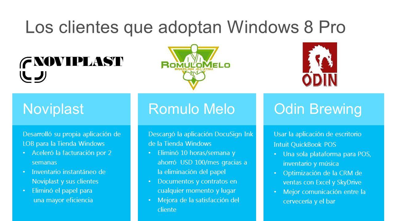 Mi PC no es táctil, ¿por qué debería comprar Windows 8.1 Pro.