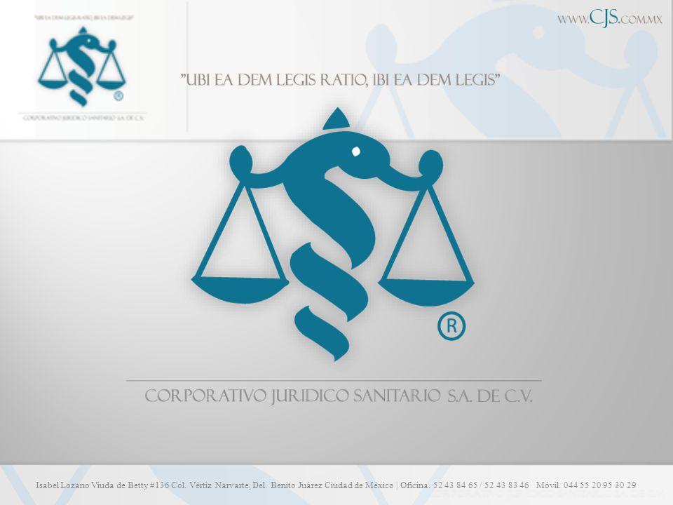 Isabel Lozano Viuda de Betty #136 Col. Vértiz Narvarte, Del. Benito Juárez Ciudad de México | Oficina. 52 43 84 65 / 52 43 83 46 Móvil. 044 55 20 95 3