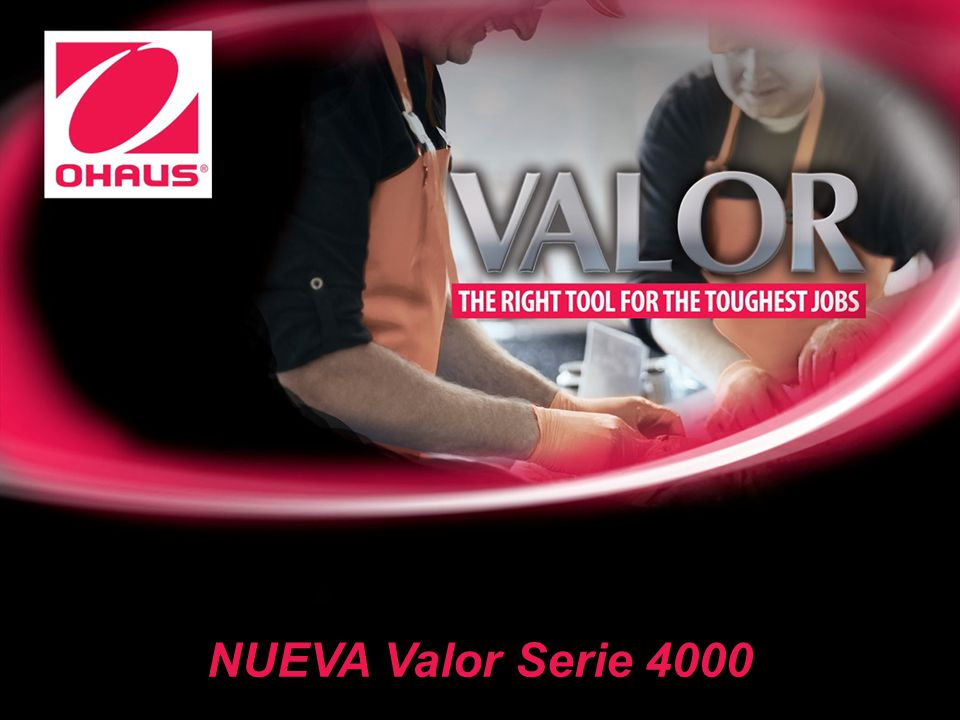 NUEVA Valor Serie 4000