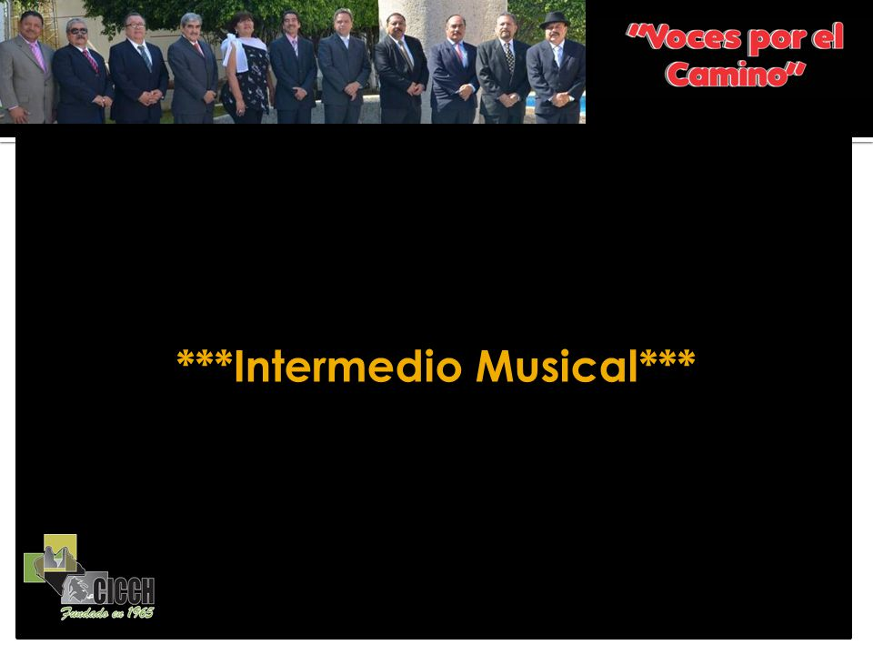 ***Intermedio Musical***